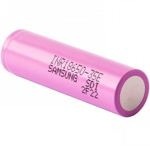 Аккумулятор Samsung INR18650-35E, 10А 3500mAh Li-Ion
