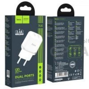 Зарядное устройство Hoco N4 Aspiring, 2.4A