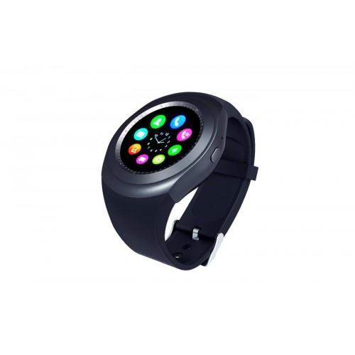 """Смарт-часы Smarterra SmartLife R 0.96"""" TFT черный (SM-SLRNDB"""