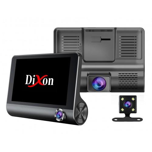 Видеорегистратор Dixon R850 + (3-камерный / длина камеры 10м)