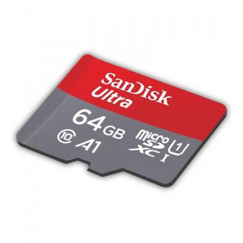 Карта памяти SanDisk 64GB Class 10 Ultra Light UHS-I  (100 Mb/s)