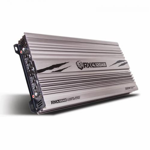 Усилитель Kicx RX4.120AB.4  4-канальный