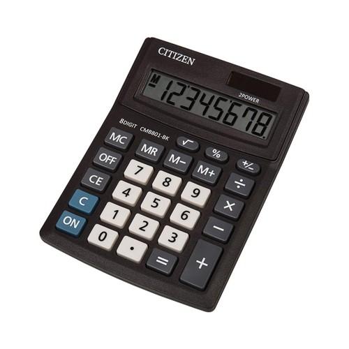 Калькулятор настольный Citizen CMB801 черный 8-разр