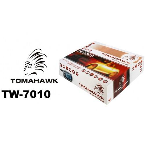 Автосигнализация TOMAHAWK TW-7010