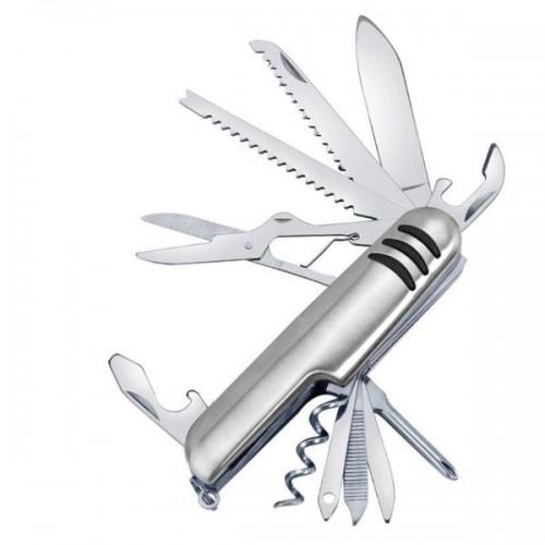 Нож перочинный 5007 серый