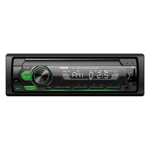 Автомагнитола Dixon MX-170BT Green