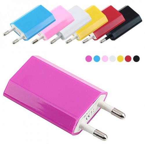 Зарядное устройство NN плоское 1 USB 1А