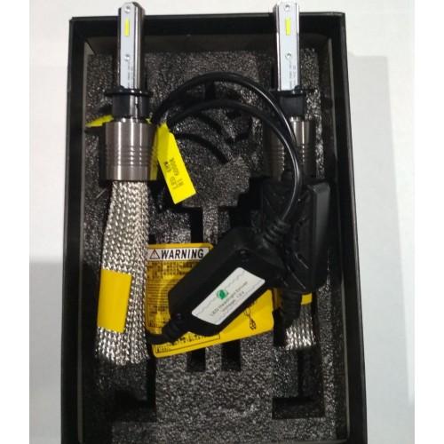 LED лампы головного света Takara T30A H4 (CSP) Гибкий кулер