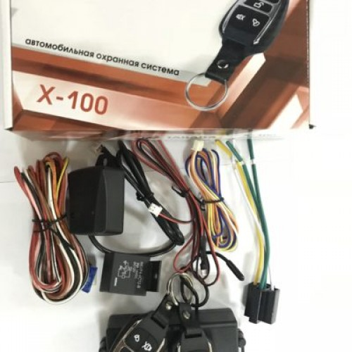 Автосигнализация Takara X-100