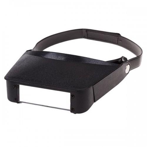 Бинокуляр монтажный Rexant, налобный, очки с головным креплением,