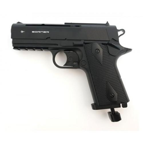 Пистолет пневматический BORNER Wc401