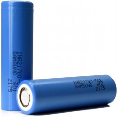 Аккумулятор Samsung INR21700-50G  высокая токоотдача, 10/30A, 21.