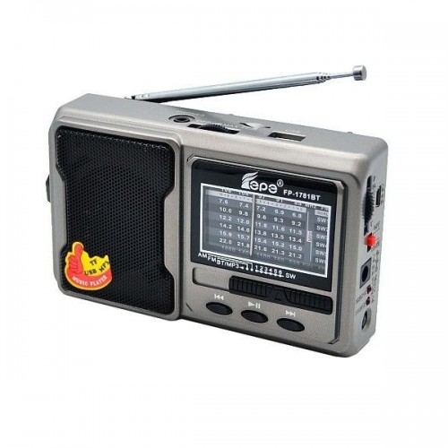 Радиоприемник EPE FP-1781U grey