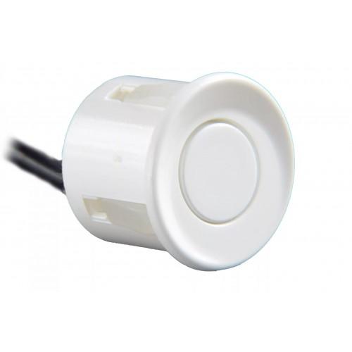 Парковочный сенсор 19 мм белый