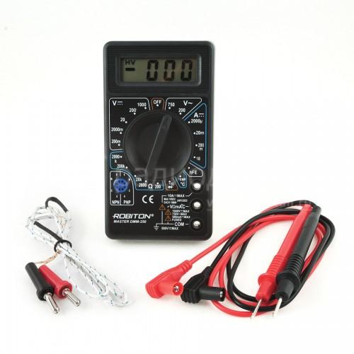 Мультиметр Robiton Master DMM-250 BL1