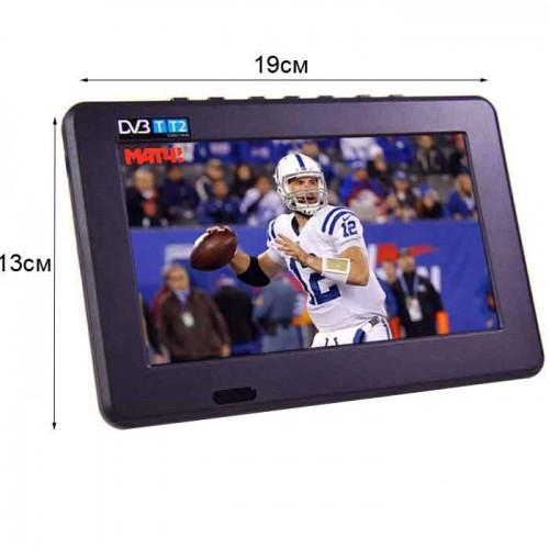 Телевизор Горизонт D7 7'' (portable DVB-T2)
