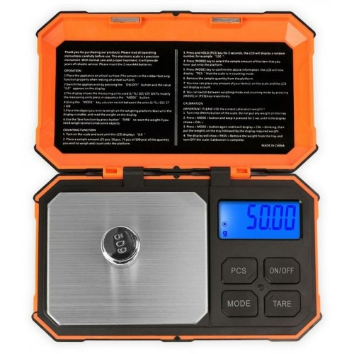 Весы Ювелирные 202-НТ (500гр) 0,01гр
